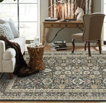 Loloi Anastasia Af 06 Blue Ivory Area Rug Incredible
