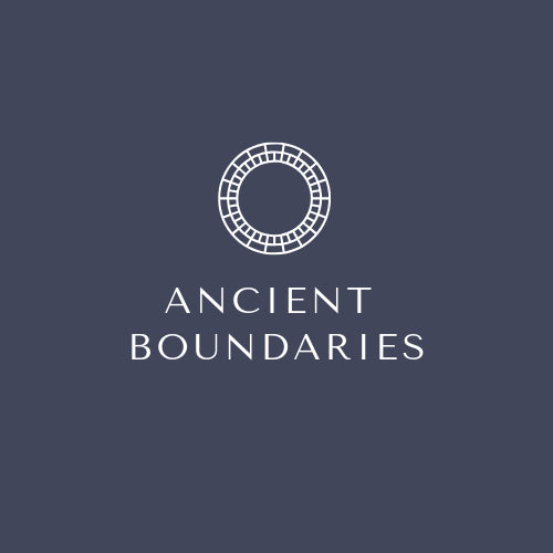 We are an Authorized Dealer of Ancient Boundaries Products