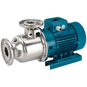 Industrial Pumps and Motor