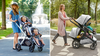 UPPAbaby VISTA vs. Nuna Demi Grow Stroller Comparison