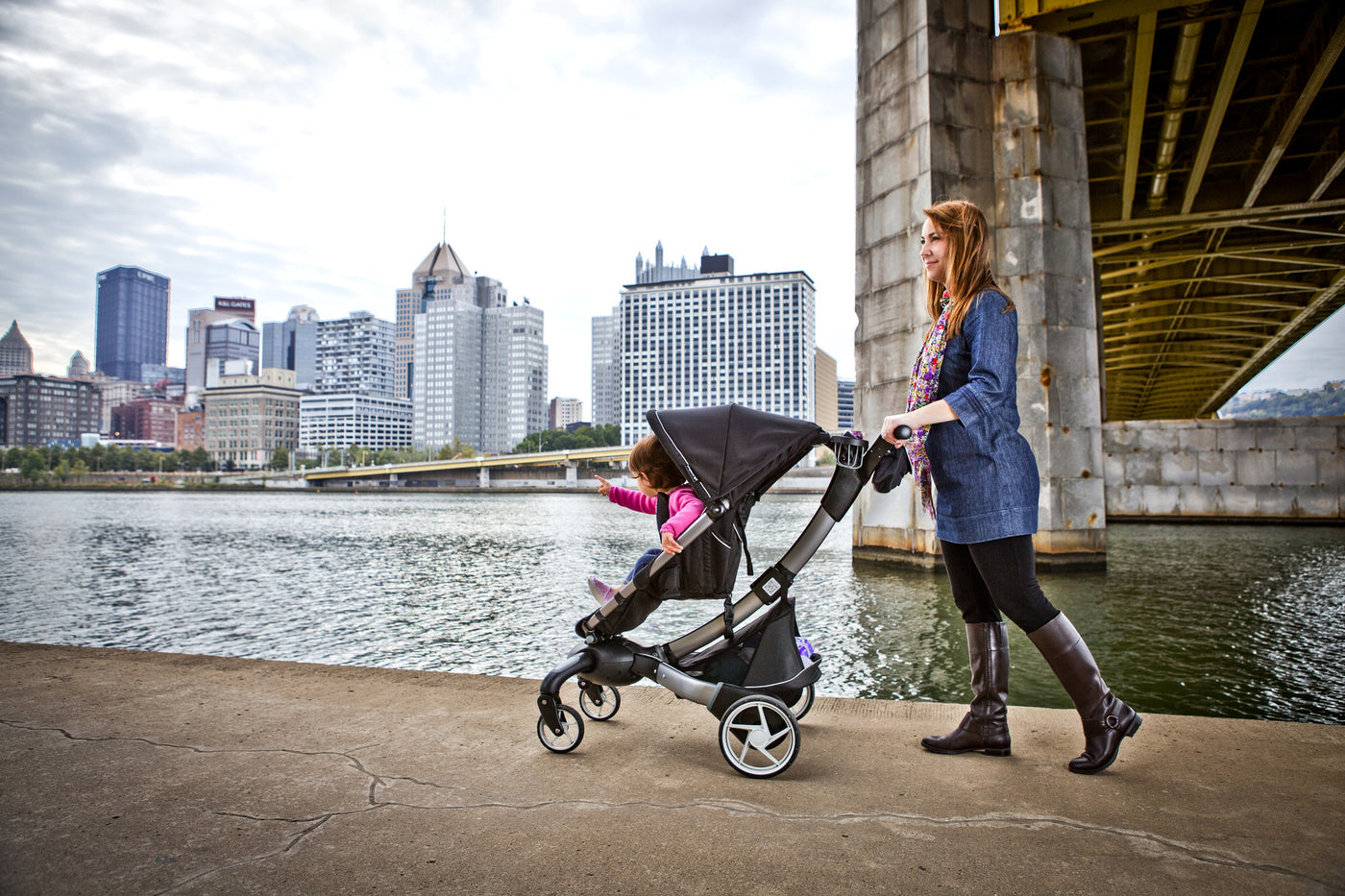 How to choose a baby carriage 19