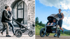 Thule Urban Glide vs. BOB Revolution Flex 3.0 Stroller Comparison