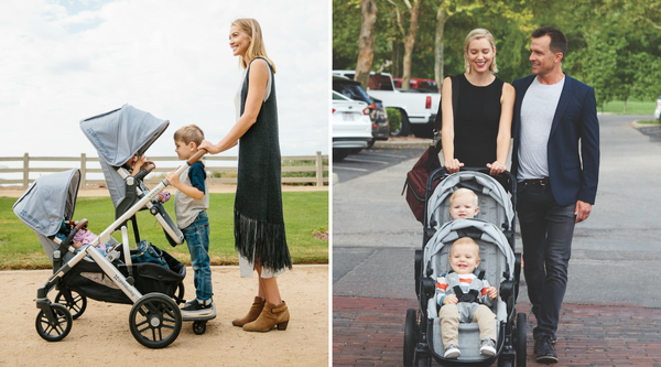 Uppababy Vista Vs City Select Lux Stroller Comparison