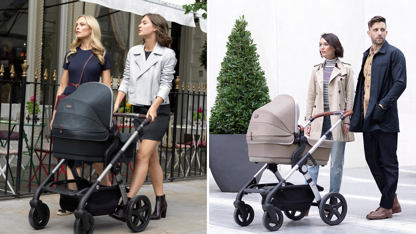2019 Silver Cross Wave vs. 2018 Silver Cross Wave Stroller Comparison |  Strolleria