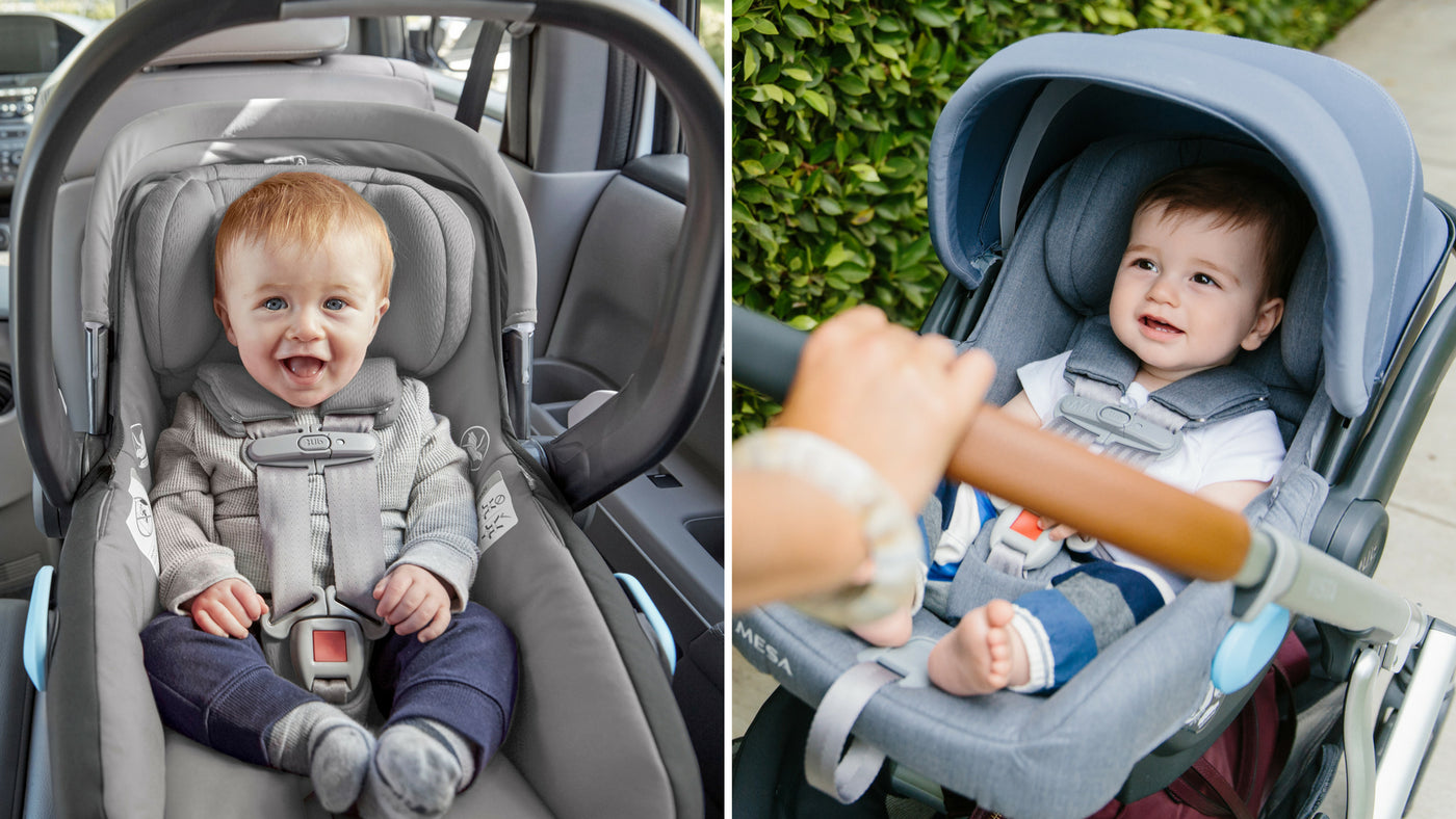 2018 UPPAbaby MESA Vs 2017 Car Seat Comparison