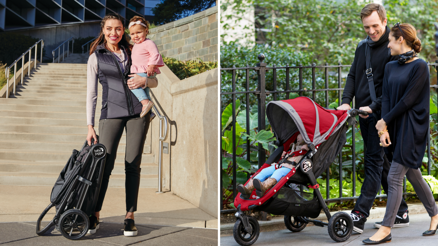 Baby Jogger City Mini GT Compact Stroller 2018 Anniversary Edition w// Belly Bar