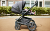 Nuna MIXX Stroller and Accessories