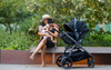Agio Z4 Stroller and Accessories