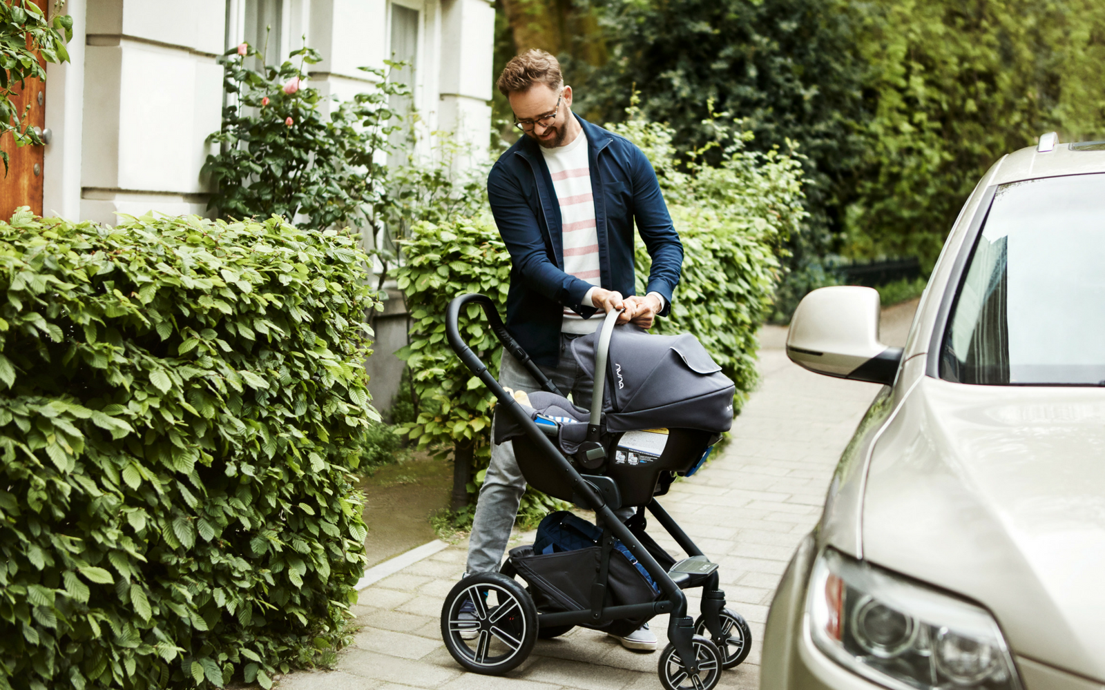 Strollers Compatible With Nuna PIPA Lite And LX Infant Car Seats