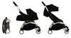 Babyzen YOYO Stroller with Nuna PIPA Car Seats