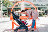 UPPAbaby Minu with Cybex Car Seats