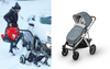 Cold Weather Stroller Gear