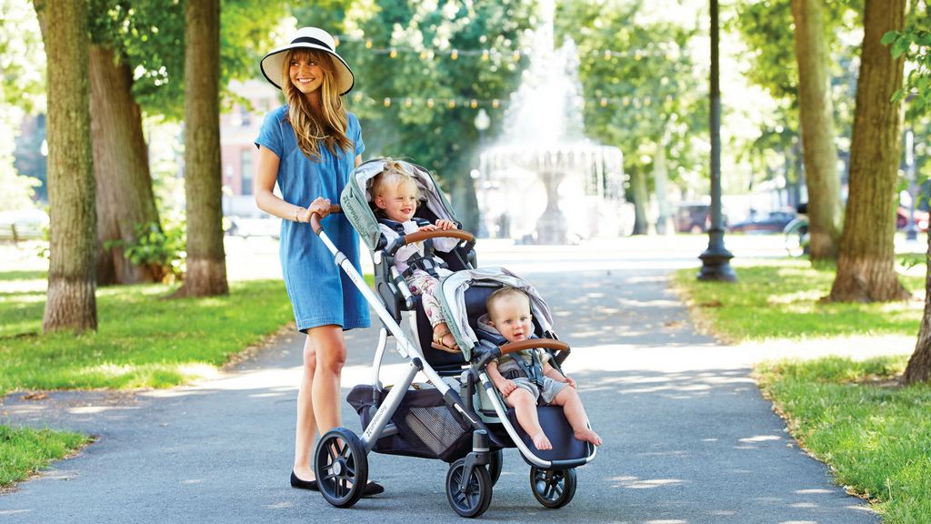 UPPAbaby VISTA vs. Nuna MIXX2 Stroller Comparison