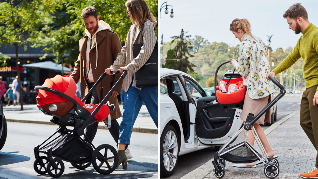 Car Seats Compatible with Cybex Priam3 and Mios2