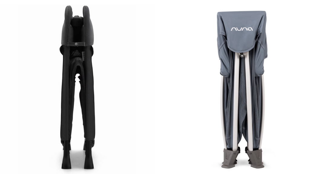 Bugaboo Stardust vs. Nuna SENA Playard Comparison