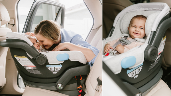 2020 UPPAbaby Mesa vs. 2019 UPPAbaby Mesa car seat comparison