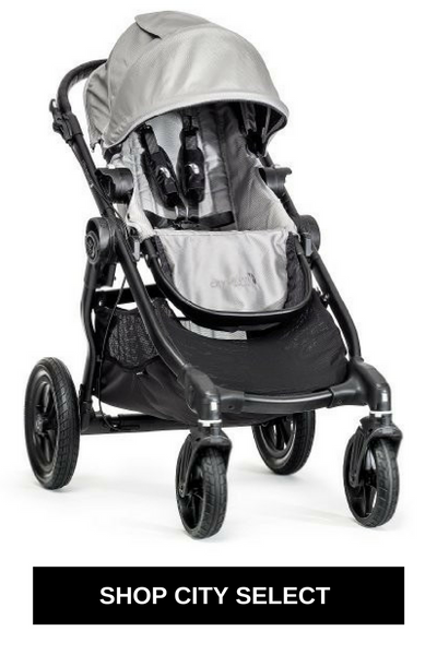 Baby Jogger City Select vs City Select Lux Stroller Comparison