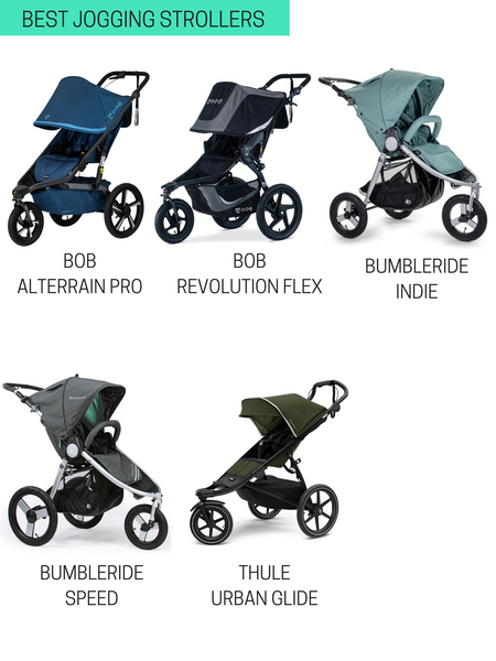 best jogging strollers of 2021