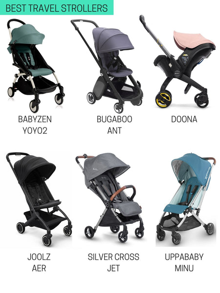 best travel strollers of 2021