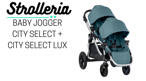 Baby Jogger city Select and City Select LUX Release Date