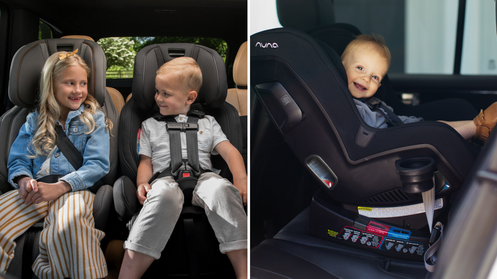 Nuna EXEC vs. Nuna RAVA Car Seat Comparison