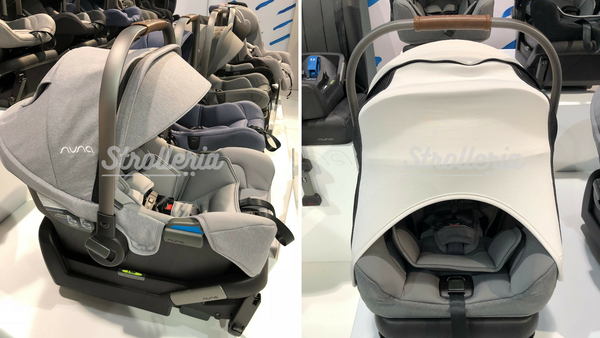 2019 Nuna PIPA Infant Car Seat