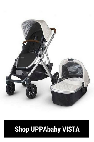 uppababy vista and uppababy cruz stroller comparison