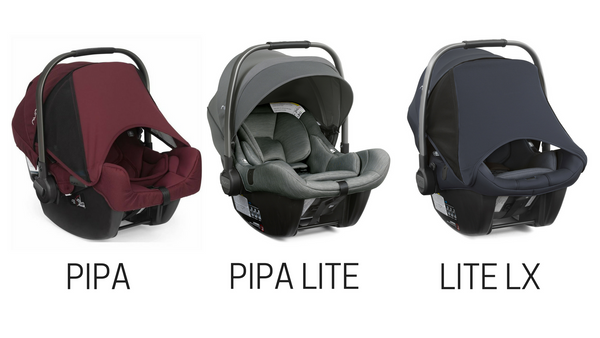 Nuna Pipa Vs Lite Infant Car Seat Comparison