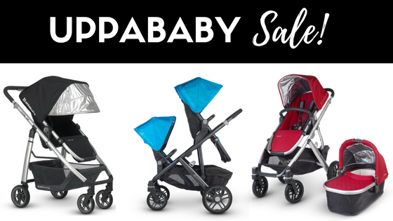 Uppababy stroller sale