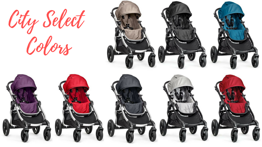 2019 City Select Vs 2018 City Select Stroller Comparison