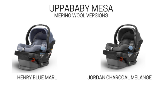 Uppababy Mesa Vs Nuna Pipa Infant Car Seat Comparison