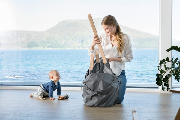 Does the Stokke Tripp Trapp fold?