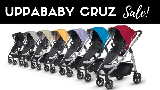 uppababy cruz sale