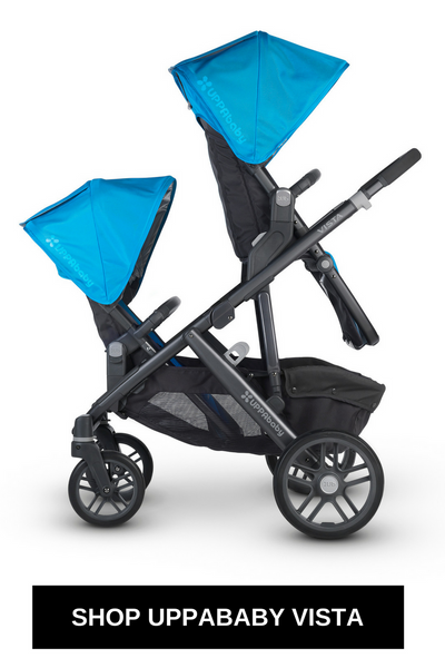 Uppababy Vista vs City Select