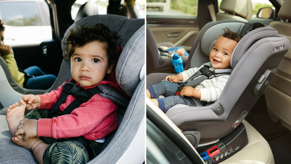 Clek Foonf Vs Nuna Rava Convertible Car Seat Comparison