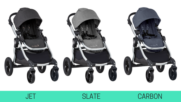 Baby Jogger City Select Vs City Select Lux Comparison