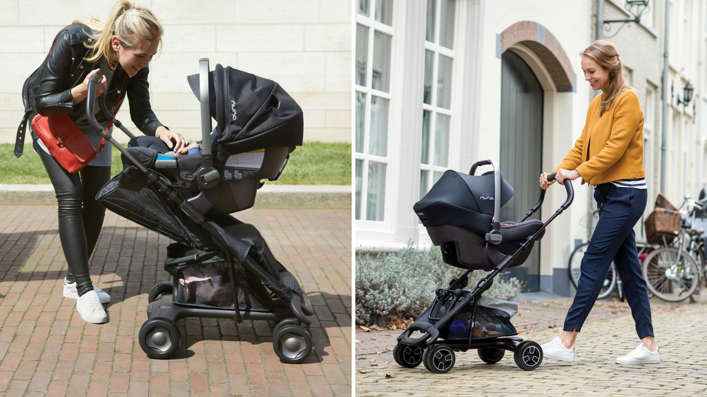 nuna pepp vs pepp next stroller comparison