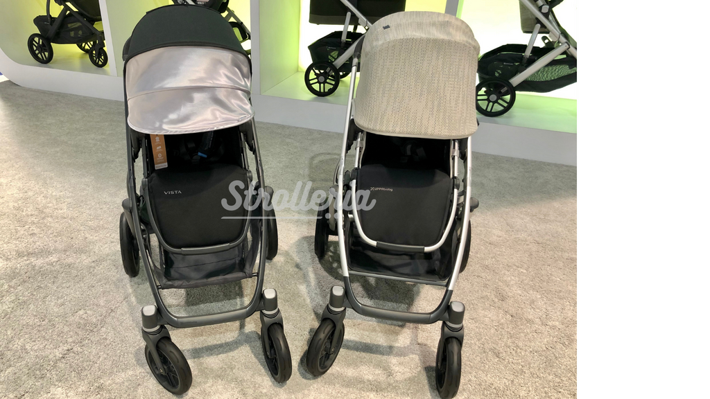 2020 UPPAbaby VISTA V2 vs. 2019 UPPAbaby VISTA Comparison
