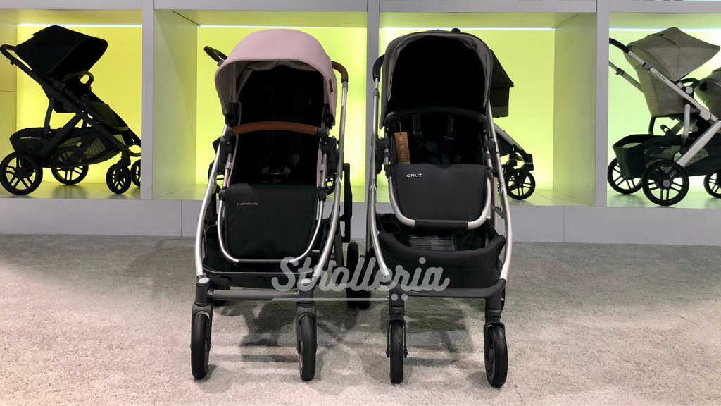 2020 UPPAbaby CRUZ V2 vs. 2019 UPPAbaby CRUZ Stroller Comparison