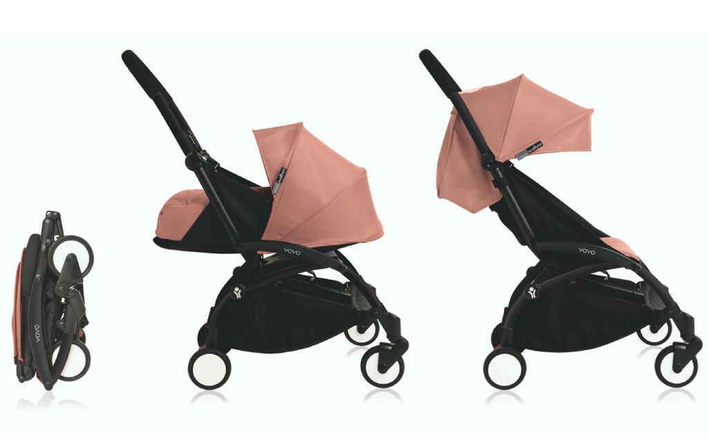 Babyzen stroller in Phoenix and Scottsdale at Strolleria