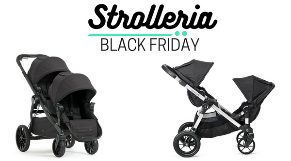black friday baby jogger city select and city select lux sale