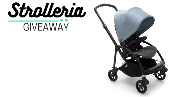 Bugaboo Bee6 Stroller Giveaway