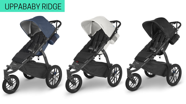 car seats compatible with uppababy ridge