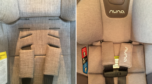 Clek Foonf Vs Nuna Rava Convertible Car Seat Comparison Strolleria