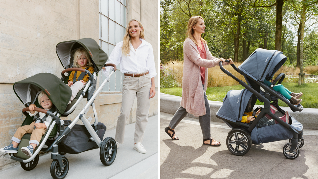 uppababy vista two babies cheap online