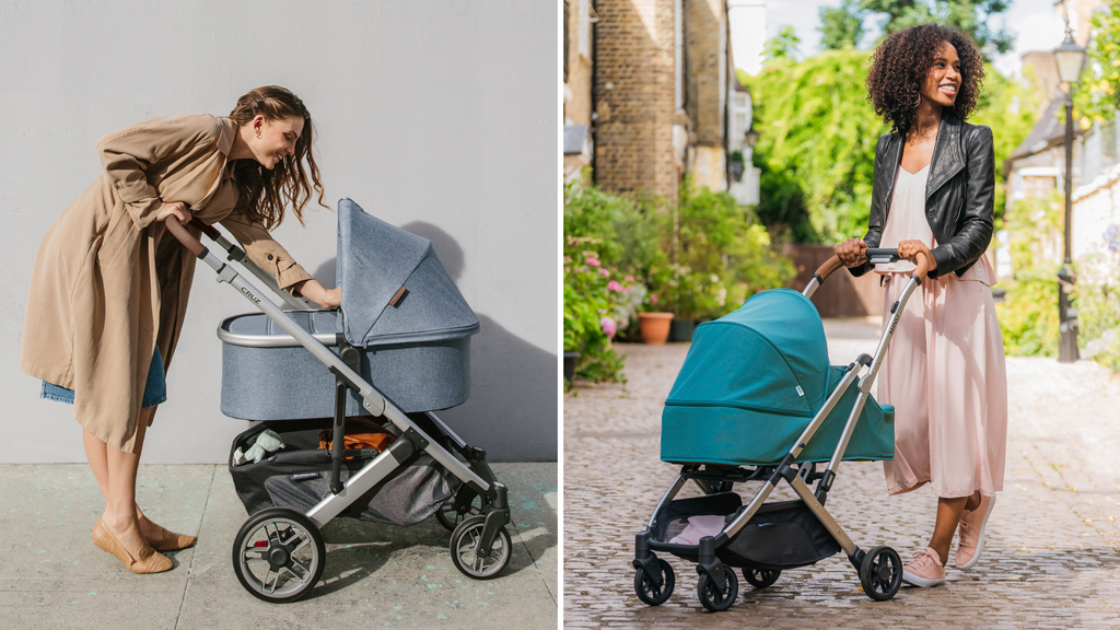 UPPAbaby CRUZ vs. UPPAbaby MINU Stroller Comparison