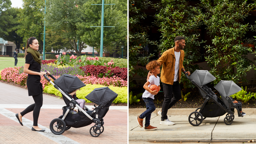 Baby Jogger City Select 2 vs. City Select and City Select Lux Stroller Comparison