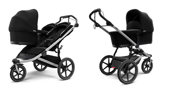 How to use the Thule Urban Glide for newborns