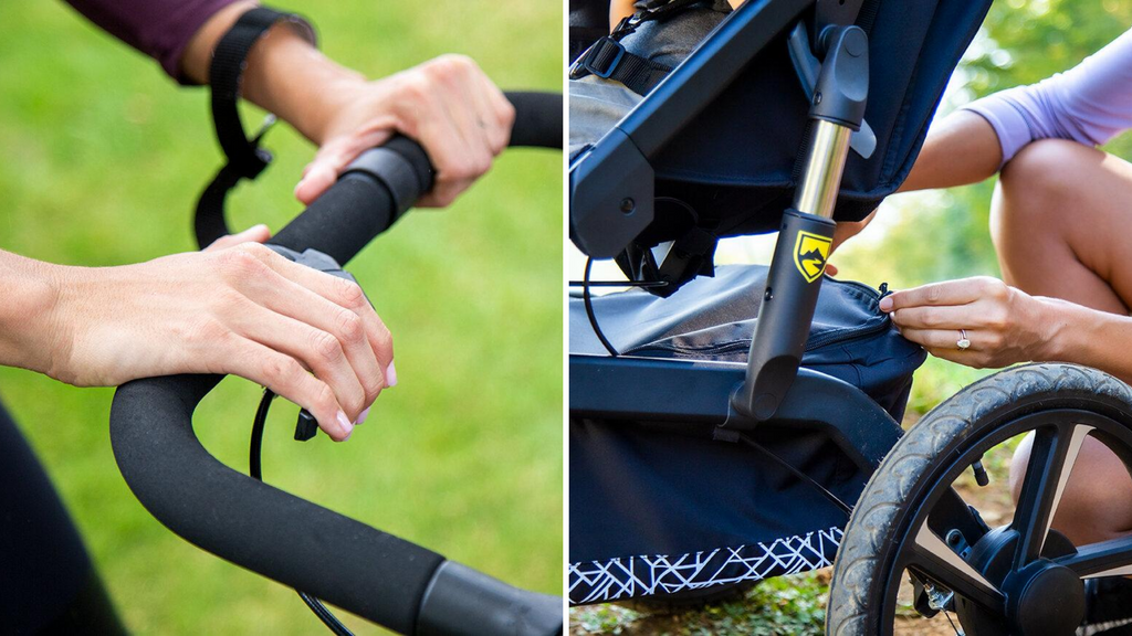 BOB Alterrain vs. BOB Alterrain Pro Stroller Comparison