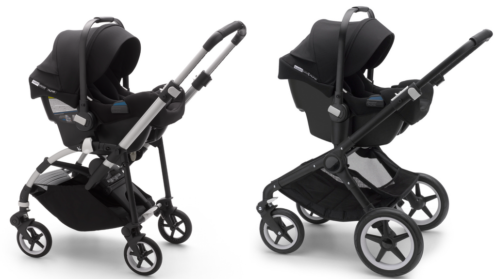 Bugaboo Turtle One vs. Bugaboo Turtle Car Seat Comparison